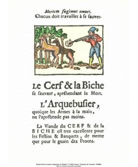 """Les """"Rôti-Cochons"""" - Le cerf et la biche"""