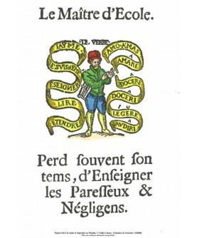"""The """"Rôti-Cochons"""" - """"Le maître d'école"""""""