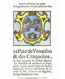"""The """"Rôti-Cochons"""" - """"Le Paté de Venaison"""""""