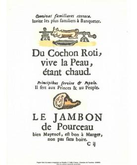"""The """"Rôti-Cochons"""" - """"Du cochon rôti"""""""