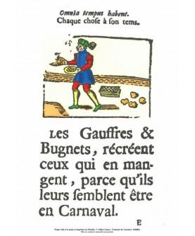 "The ""Rôti-Cochons"" - ""Les gaufres"""