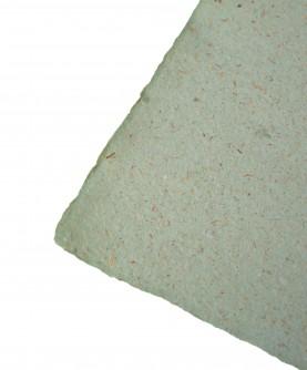 Green rice straw paper