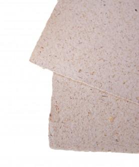 Papier paille de riz naturel - grands formats