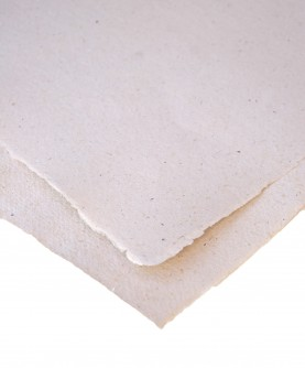 Papier chiffon coton lin