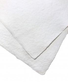 Papier chiffon coton brut 25x33 cm