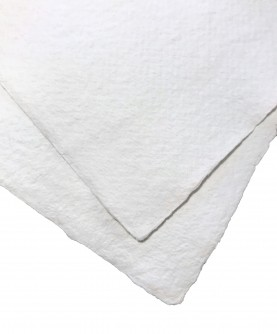 Raw cotton rag paper - 25x33 cm