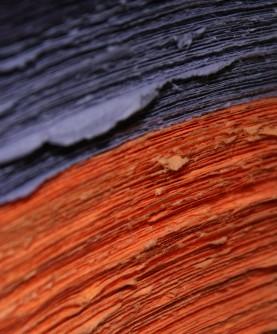 Papier chiffon coton couleur 25x33 cm