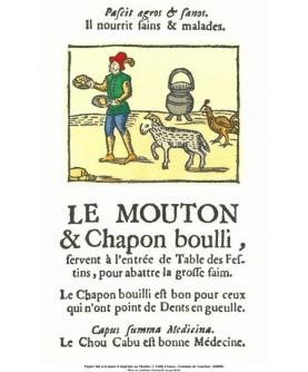 """Les """"Rôti-Cochons"""" - Le mouton et le chapon"""