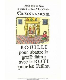 """The """"Rôti-Cochons"""" - """"Cuisine garnie"""""""