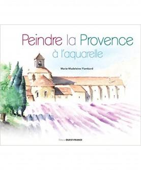 Peindre la Provence à l'aquarelle