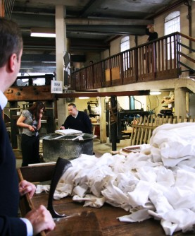 """""""Paper mill"""" individual participatory tour"""