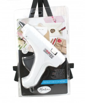 Flexible wax gun