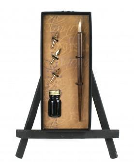 Latin calligraphy box