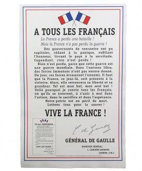 To all French people