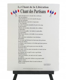 Song of the partisans