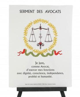 Serment des Avocats