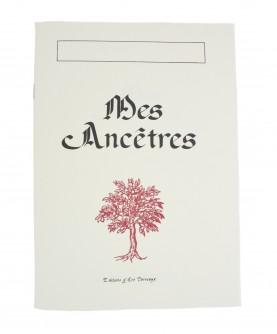 """My ancestors"" booklet"