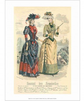 Ladies with an umbrella