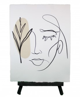 Affiche Line art Femme 10